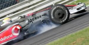McLaren en acción
